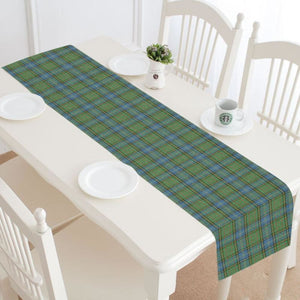 Macmillan Hunting Ancient Tartan Table Runner - Tn Runners