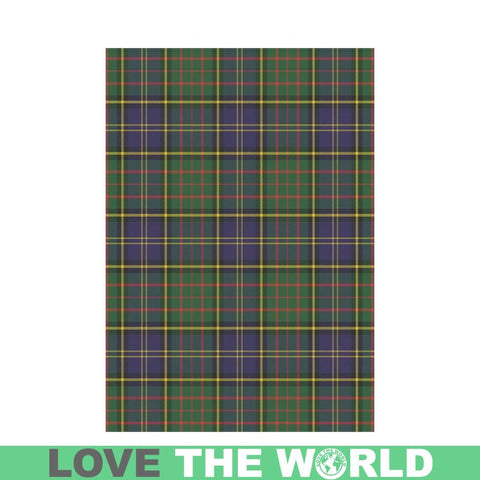 Macmillan Hunting Modern Tartan Flag K5 |Home Decor| 1sttheworld