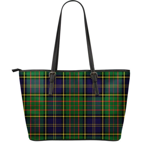 Macmillan (Mcmillan) Hunting Modern Tartan Handbag - Large Leather Tartan Bag Th8 |Bags| Love The World