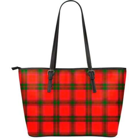 Macnab (Mcnab) Modern Tartan Handbag - Large Leather Tartan Bag Th8 |Bags| Love The World