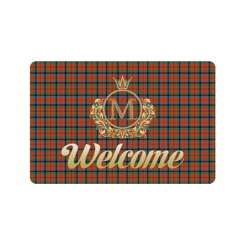 Macnaughton Ancient Tartan Doormat HJ4 |Home Set| Love The World