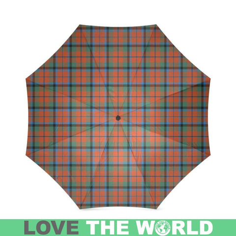 Image of Macnaughton Ancient Tartan Foldable Umbrella Th8 |Accessories| 1sttheworld