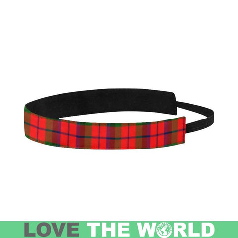 Image of Macnaughton Modern Tartan Sports Headband Ha5 Headbands