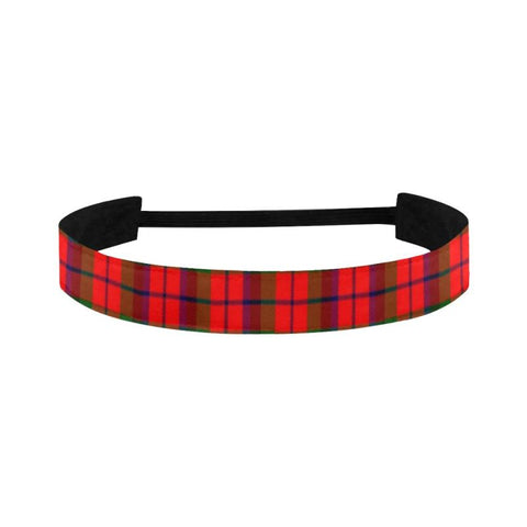 Macnaughton Modern Tartan Sports Headband | 1sttheworld.com