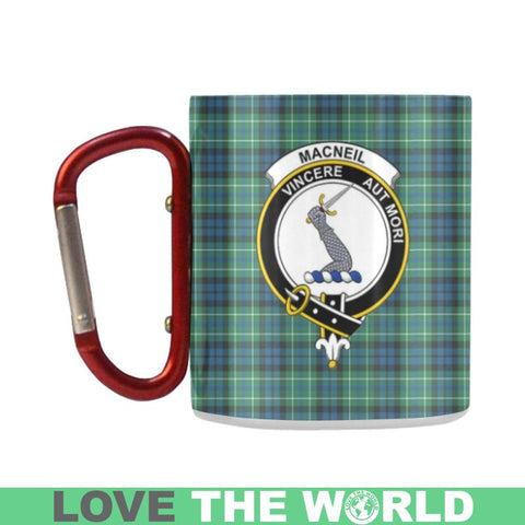 Tartan Mug - Clan Macneil (Of Colonsay) Tartan Insulated Mug A9 | Love The World