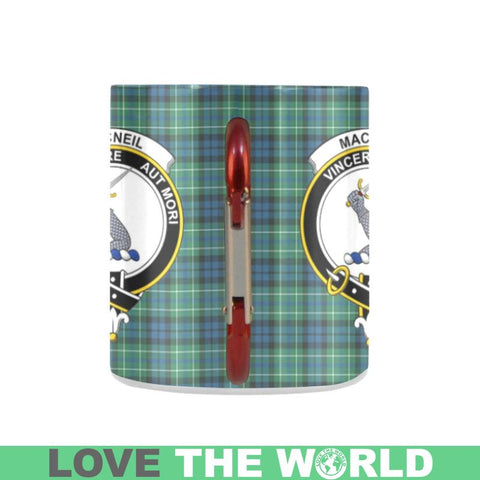 Image of Tartan Mug - Clan Macneil (Of Colonsay) Tartan Insulated Mug A9 | Love The World