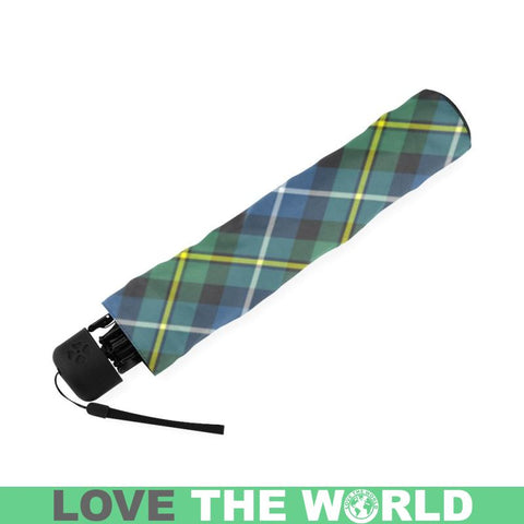 Macneill Of Barra Ancient Tartan Foldable Umbrella Th8 |Accessories| 1sttheworld