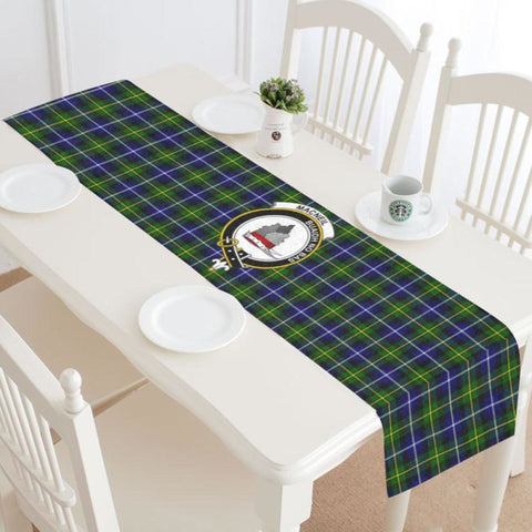 Macneill Of Barra Modern Tartan Table Runner - Tn Runners