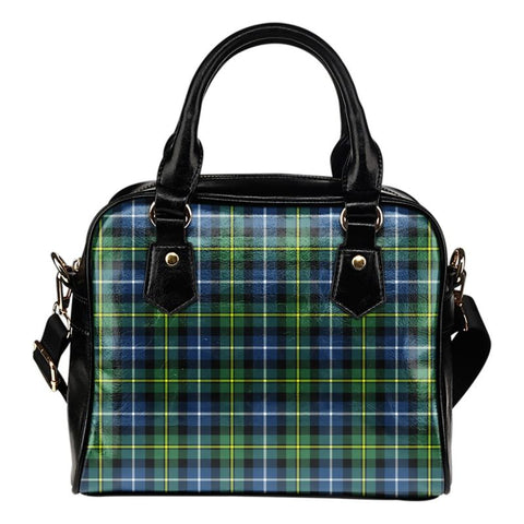 Macneillbarra Ancient Tartan Shoulder Handbag - Bn Handbags