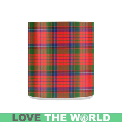 Tartan Mug - Clan Macnicol (Of Scorrybreac) Tartan Insulated Mug A9 | Love The World