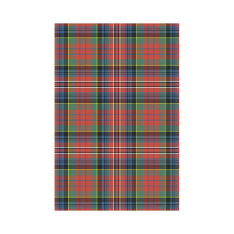 Macpherson Ancient Tartan Flag K5 |Home Decor| 1sttheworld