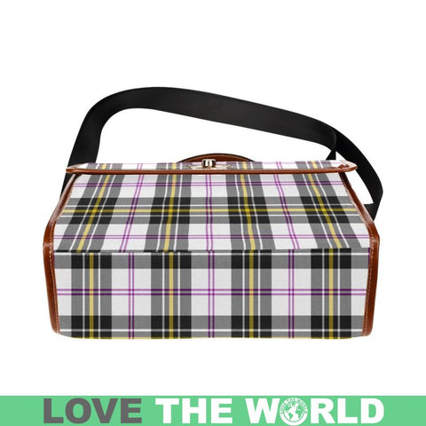 Macpherson Dress Modern Tartan Plaid Canvas Bag | Online Shopping Scottish Tartans Plaid Handbags