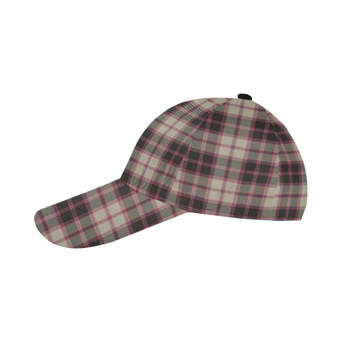 Image of Macpherson Hunting Ancient Tartan Baseball Cap - Tm Caps
