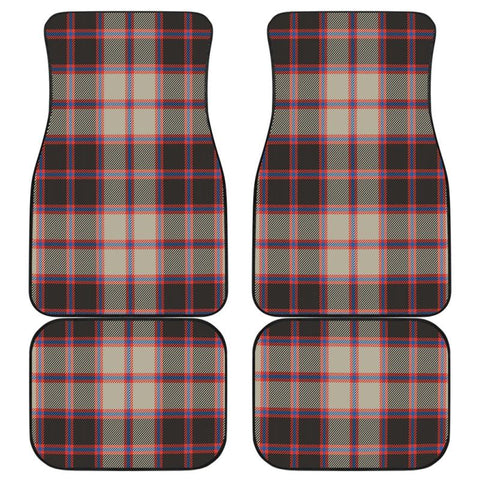 Image of Macpherson Hunting Ancient Tartan Car Floor Mat D7