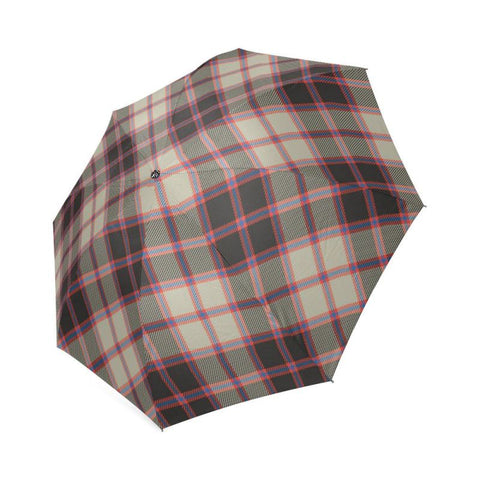 Image of Macpherson Hunting Ancient Tartan Foldable Umbrella Th8 |Accessories| 1sttheworld