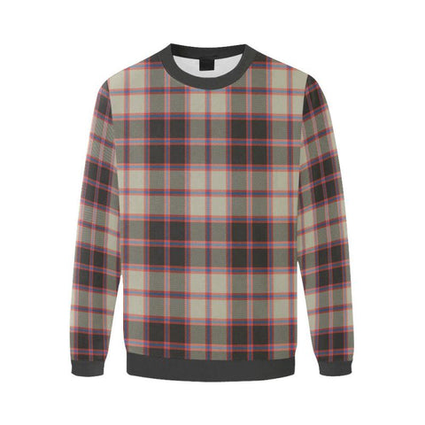 Macpherson Hunting Ancient Tartan Sweatshirt Nn5 |Clothing| 1sttheworld