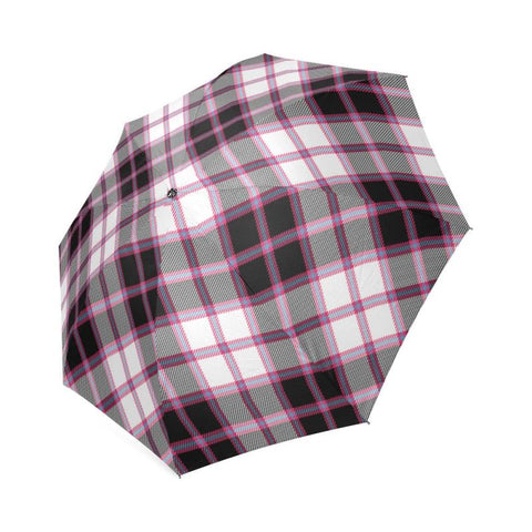 Macpherson Hunting Modern Tartan Foldable Umbrella Th8 |Accessories| 1sttheworld