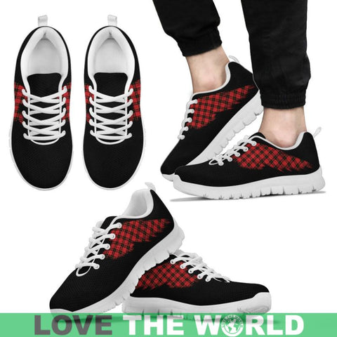 Tartan Sneaker - Flying Macqueen Modern | Scotland Sneaker | Over 500 Wings of Tartans