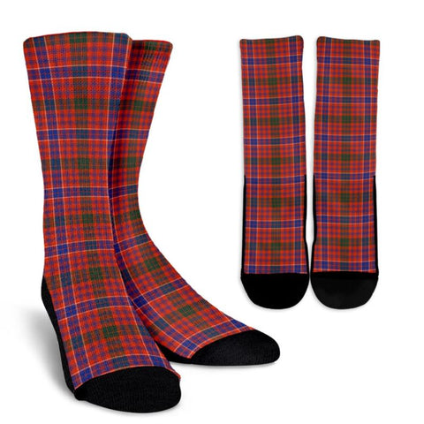Macrae Ancient Tartan Socks, scotland socks, scottish socks, Xmas, Christmas, Gift Christmas, noel, christmas gift, tartan socks, clan socks, crew socks, warm socks