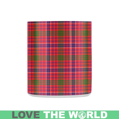 Image of Tartan Mug - Clan Macrae Tartan Insulated Mug A9 | Love The World