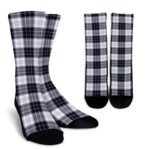 Macrae Dress Modern Tartan Socks, scotland socks, scottish socks, Xmas, Christmas, Gift Christmas, noel, christmas gift, tartan socks, clan socks, crew socks, warm socks