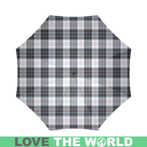Image of Macrae Dress Modern Tartan Foldable Umbrella Th8 |Accessories| 1sttheworld