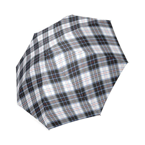 Macrae Dress Modern Tartan Foldable Umbrella Th8 |Accessories| 1sttheworld