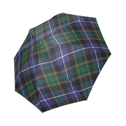 Image of Macrae Hunting Modern Tartan Foldable Umbrella Th8 |Accessories| 1sttheworld