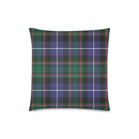 Macrae Hunting Modern Tartan Pillow Cases Hj4 One Size / Macrae Hunting Modern Back Custom Zippered