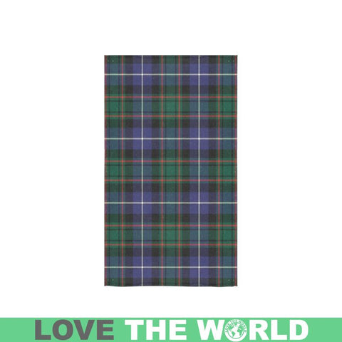 Macrae Hunting Modern Tartan Towel Th1 One Size / Square Towel 13X13 Towels