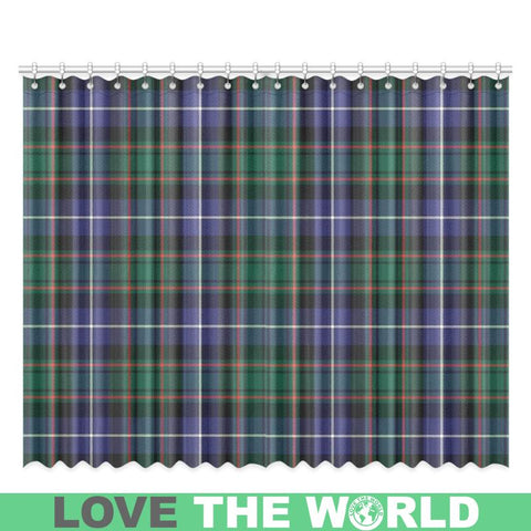 Macrae Hunting Modern Tartan Window Curtain Tk1 Curtains