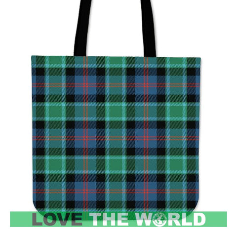 Mactaggart Ancient Tartan Tote Bag Bags
