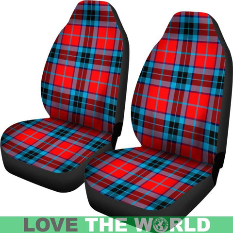 Image of Mactavish Modern Tartan Car Seat Cover Nl25