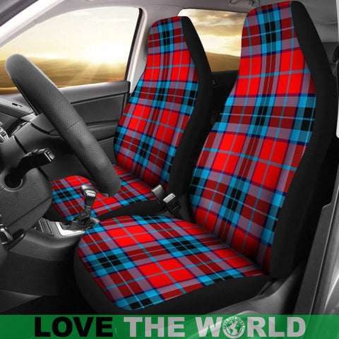 Mactavish Modern Tartan Car Seat Cover
