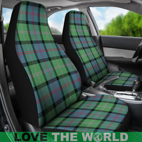 Macthomas Ancient Tartan Car Seat Cover Nl25