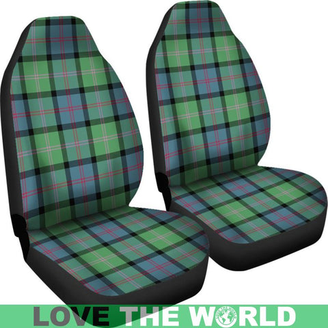 Image of Macthomas Ancient Tartan Car Seat Cover Nl25