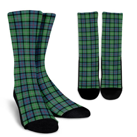 Macthomas Ancient Tartan Socks, scotland socks, scottish socks, Xmas, Christmas, Gift Christmas, noel, christmas gift, tartan socks, clan socks, crew socks, warm socks