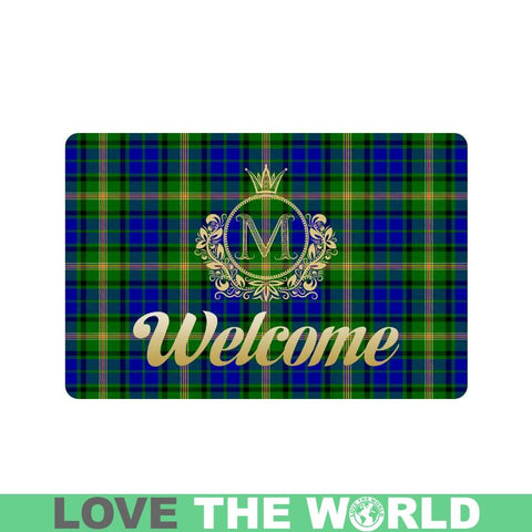 Image of Maitland Tartan Doormat HJ4 |Home Set| Love The World