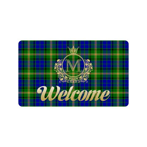 Maitland Tartan Doormat HJ4 |Home Set| Love The World
