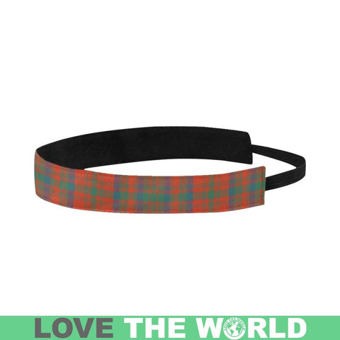 Image of Matheson Ancient Tartan Sports Headband Ha5 Headbands