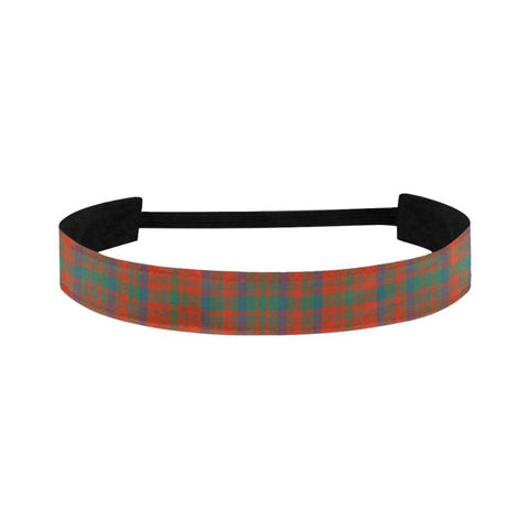 Matheson Ancient Tartan Sports Headband | 1sttheworld.com