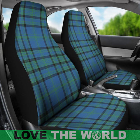 Matheson Hunting Ancient Tartan Car Seat Cover Nl25