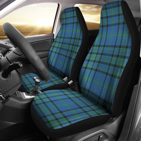 Matheson Hunting Ancient Tartan Car Seat Cover