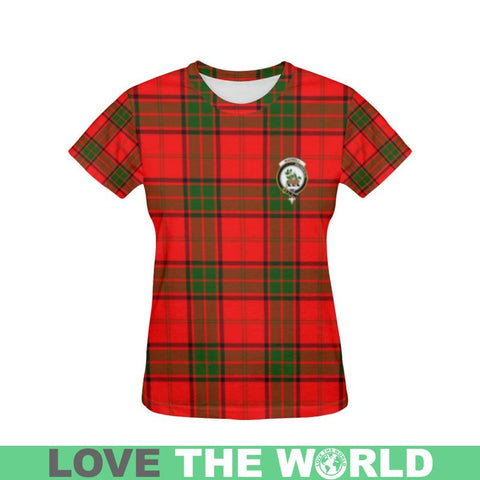 Tartan T-shirt - Maxwell Clan| Tartan Clothing | Over 500 Tartans and 300 Clans