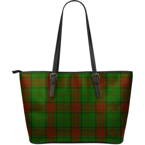 Maxwell Hungting Tartan Handbag - Large Leather Tartan Bag Th8 |Bags| Love The World