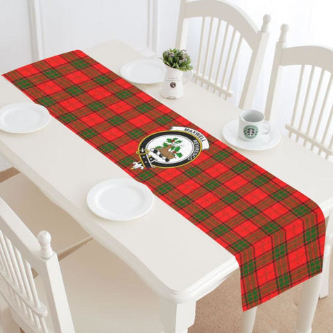 Image of Maxwell Modern Tartan Table Runner - Tn Runners