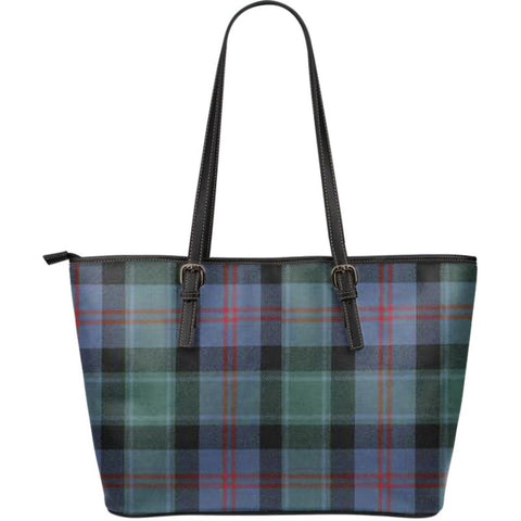 Mctaggart Ancient Tartan Handbag - Large Leather Tartan Bag Th8 |Bags| Love The World