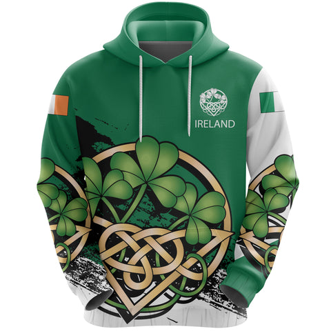 Ireland Hoodie - Happy St. Patrick's Day | Special Custom Design