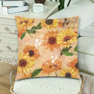 Sunflower Pillow Covers NN9
