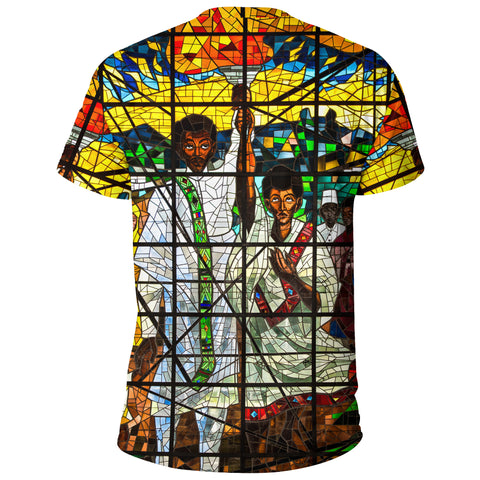 Image of Ethiopia T-Shirt Kid, Ethiopian Orthodox A10
